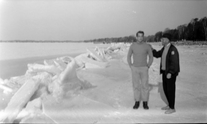 #71 Malcolm & Rowland Stebbins Roaring Brook 23 Mar'64