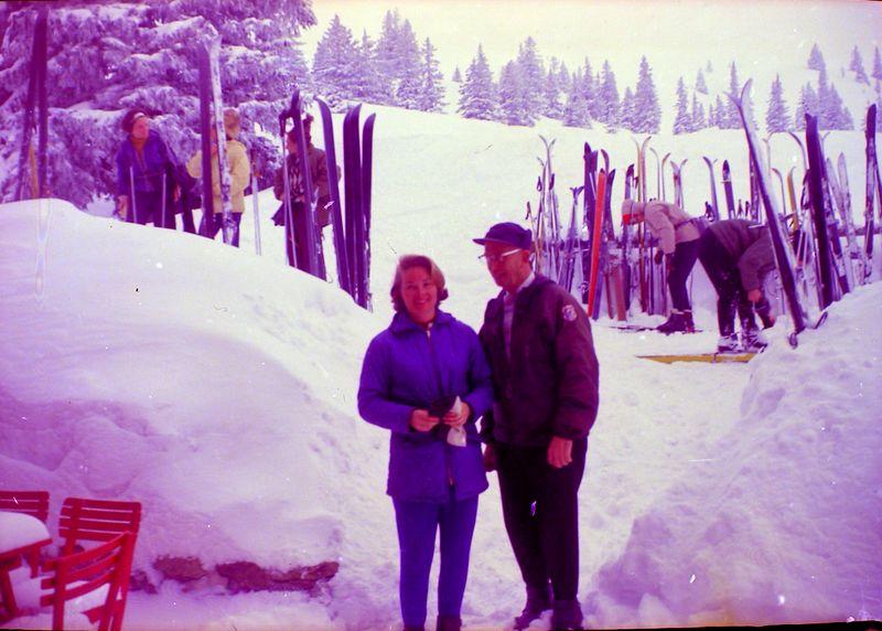 #116 Who & Rowland Stebbins Kitzbuhel Austria 6 Mar'65