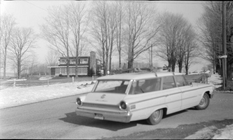 #76 Snowberry Farm North of Harbor Springs 23 Mar'64