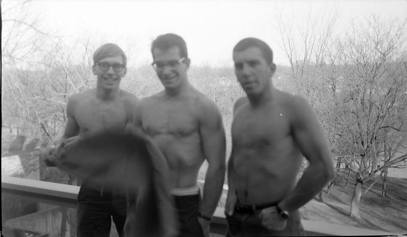 #28 Winston&Malcolm&Kenyon Stebbins Dec'65