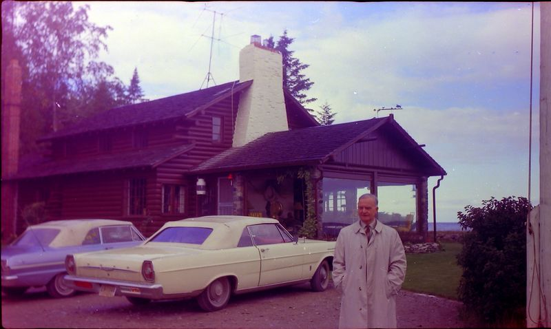 #94 who at Presque Isle Mi undated about 1965-66