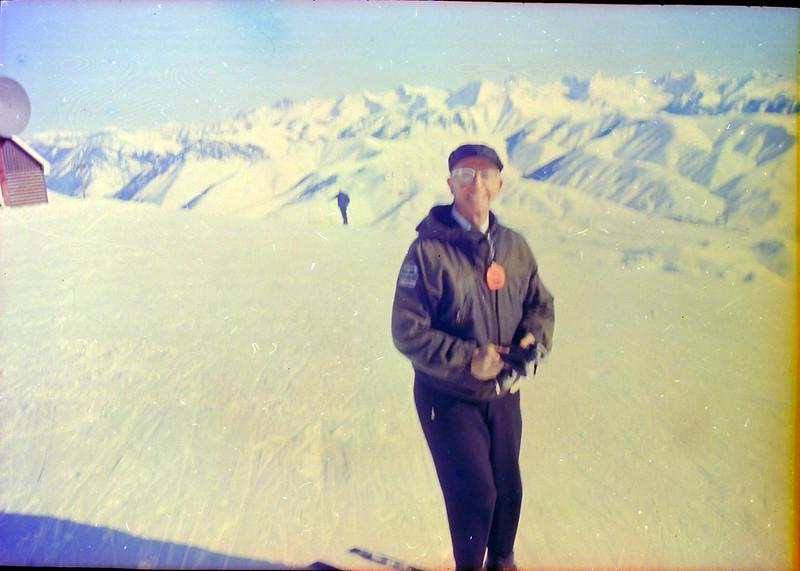 #47 Rowland Stebbins at Sun Valley Idaho Jan'66