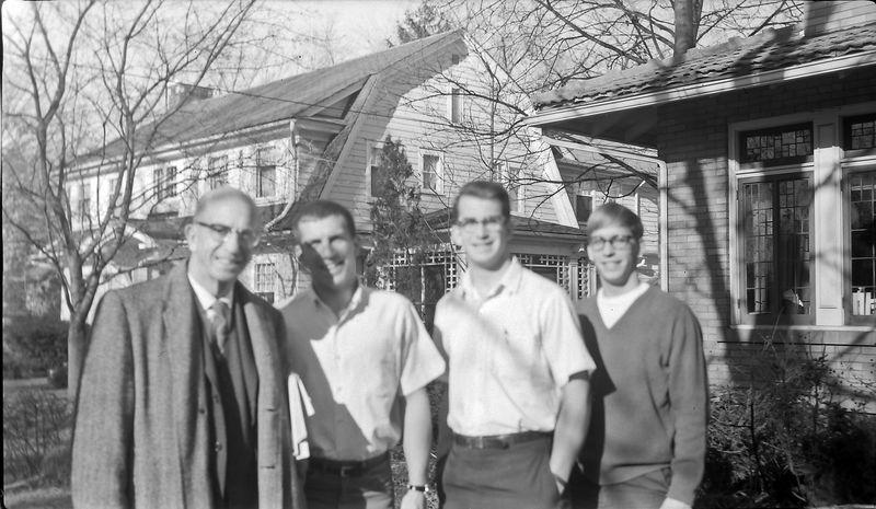 #30 Rowland&Winston&Malcolm&Kenyon Stebbins 1710 Moores River Dr Dec'65