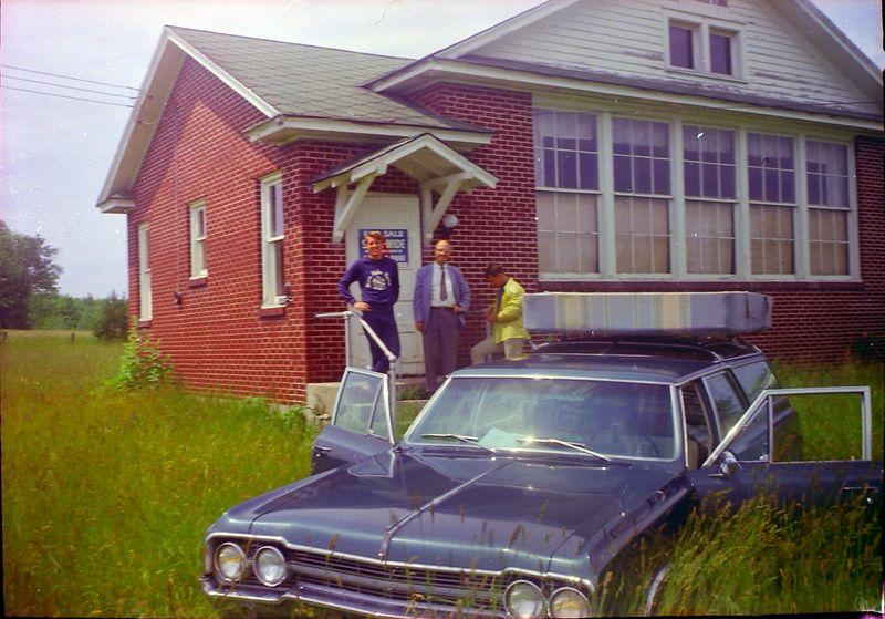 #94 Barry Searles - Rowland & Malcolm Stebbins Petoskey Schoolhouse July'67