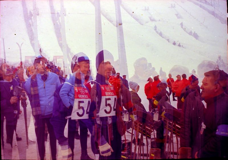 #140 European Skiing 1968