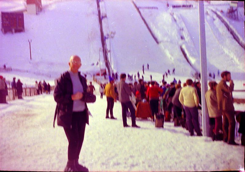 #139 Rowland Stebbins European Feb'68