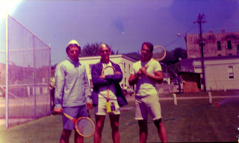 #161 Winston-Kenyon-Malcolm Stebbins Harbor Springs Mi June'68