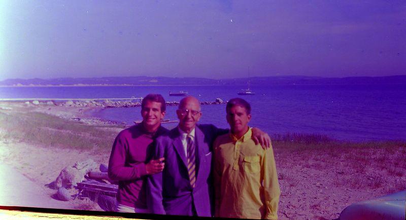 #163 Malcolm-Rowland-Winston Stebbins Roaring Brook June'68