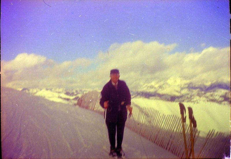 #123 Rowland Stebbins at Sun Valley Id Jan'68