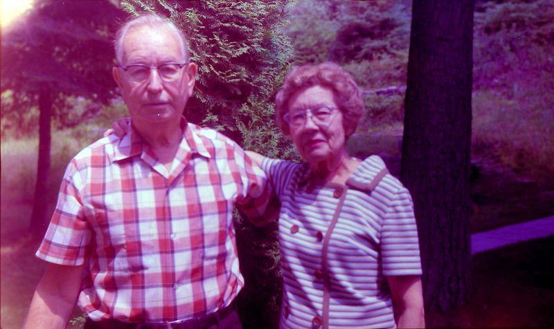 #159 Cortland & Maddy Stebbins DuneBrook Menonaqua June'68