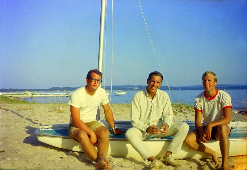 #141 Malcolm-Winston-Kenyon Stebbins Roaring Brook Summer'69