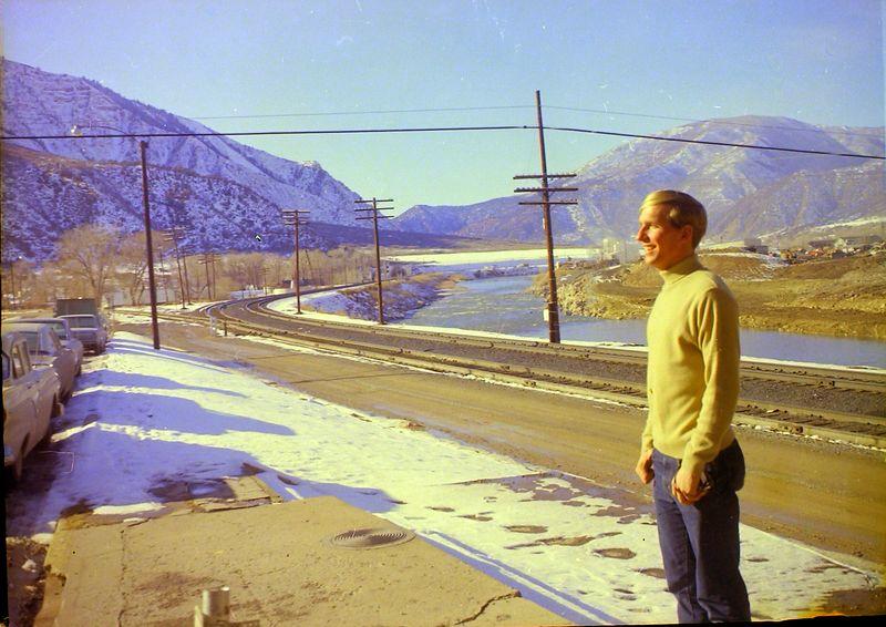 #68 Kenyon Stebbins Glenwood Springs Colo 18 Jan'69