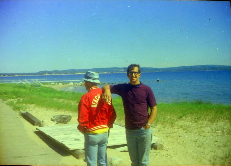 #122 Kenyon-Malcolm Stebbins Roaring Brook June'69