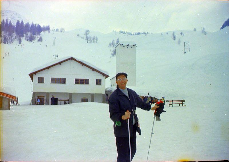 #76 Rowland Stebbins Courmayeur Italy 3 Mar'69