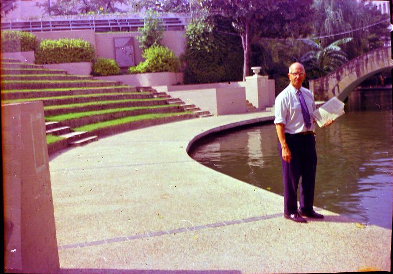 #41 Rowland Stebbins San Antonio Texas Oct'68