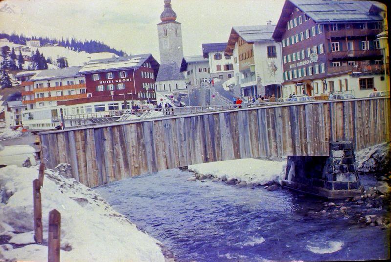 #105 Lech Austria 19 Mar'69