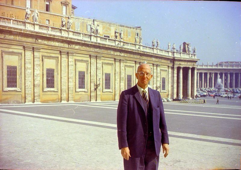 #91 Rowland Stebbins Art Museum Rome Italy 7 Mar'69