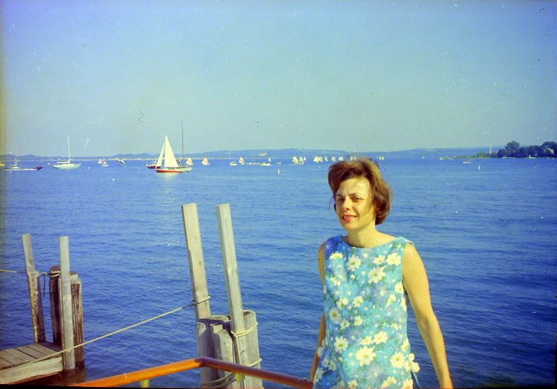 #145 Mary Dart Harbor Springs Mi July'69