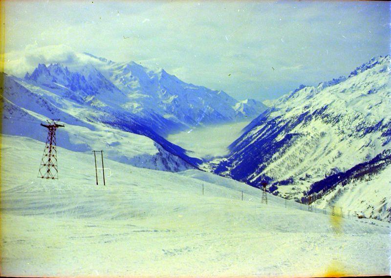 #79  Chamonix France 5 Mar'69