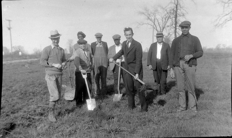 #125 Pleasant Grove Tree Planting