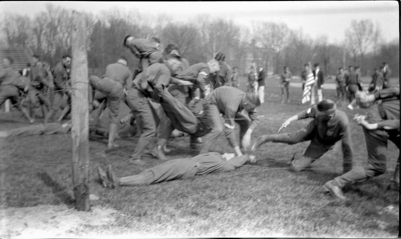 #26 First Aid MAC Cadets 1918
