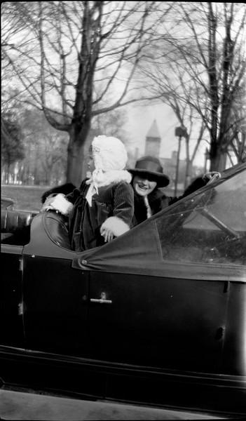 #21 Anne & Jamie Stebbins in Hudson 1918