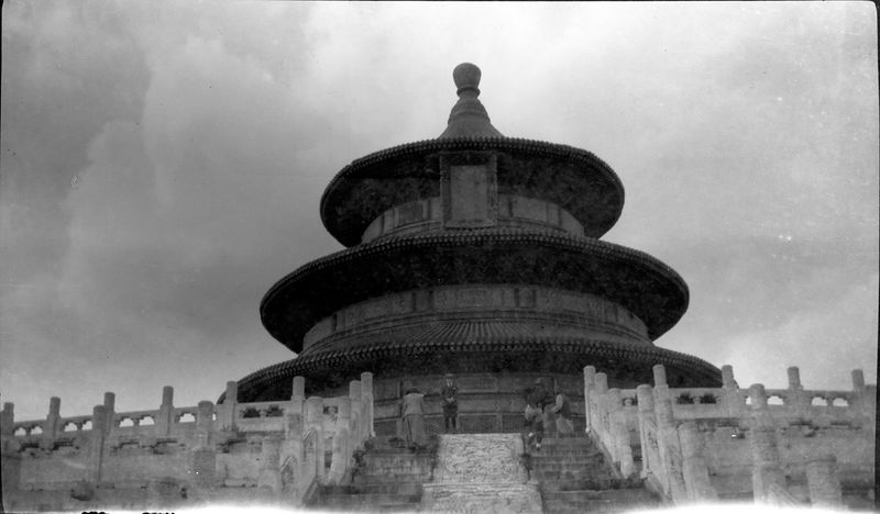 # 141 Temple of Heaven - China
