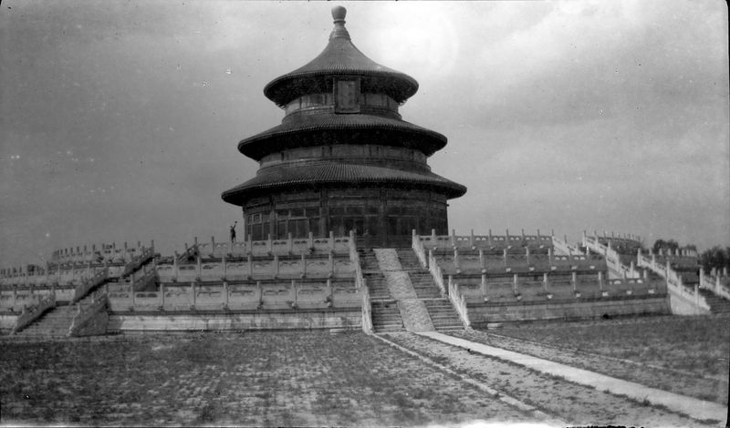 # 140 Temple of Heaven - China