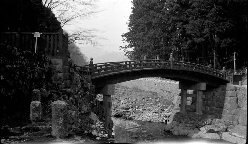 # 58 Sacred Red Bridge of Nikko - Japan
