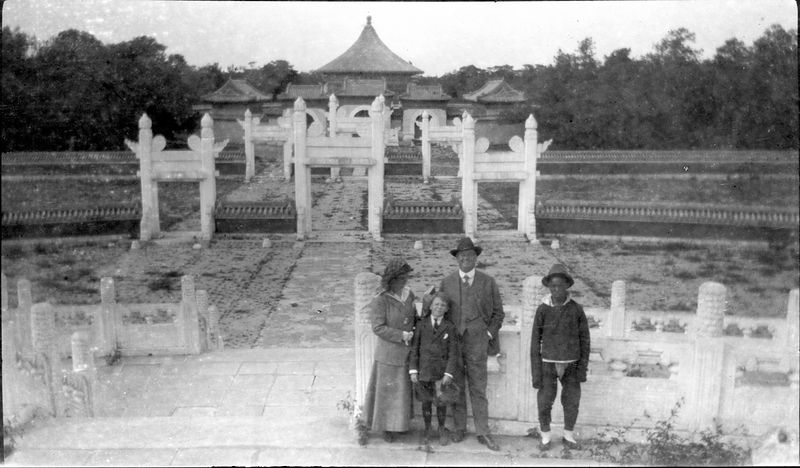 # 142 Temple of Heaven ( ACS Anna B & George) - China