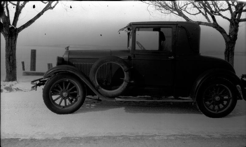 # 250 Pontiac Car - Winter