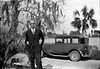 # 187a  (Florida Pictures) Rowland & car