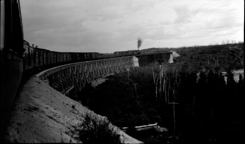 # 215 Bridge Hudson Bay River