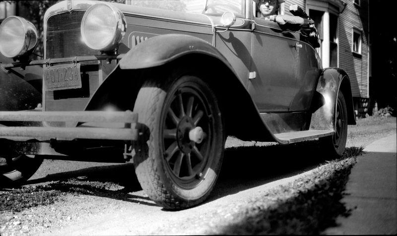 # 73 CRS & Nash Car - 1930