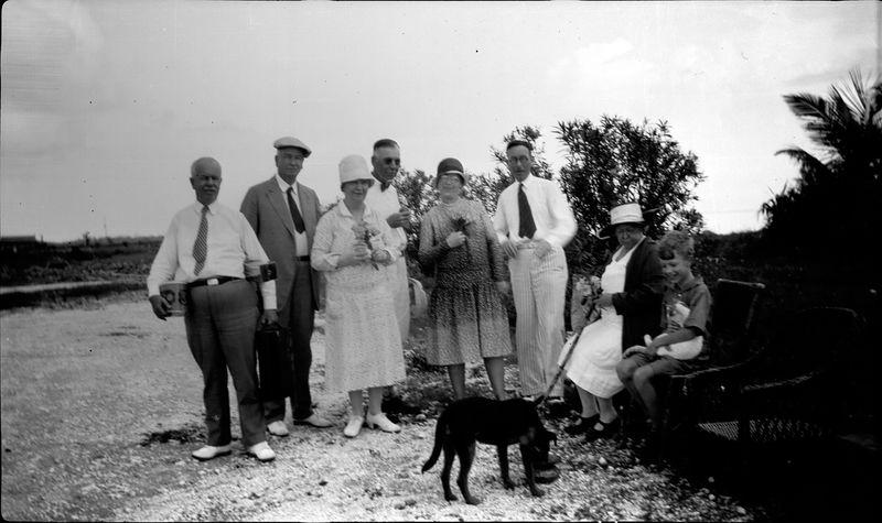 # 16 Family picnic at Key Largo
