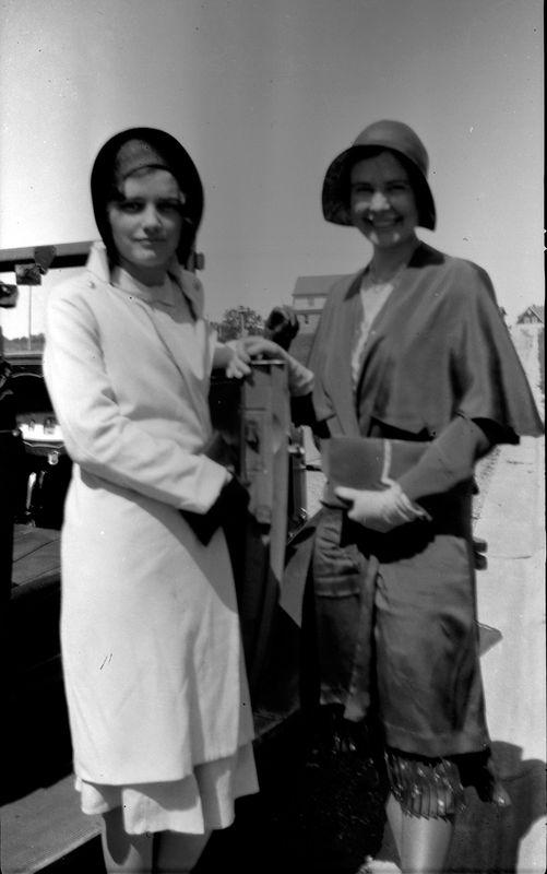 # 57 Mildred Allen & G Williams - Lansing