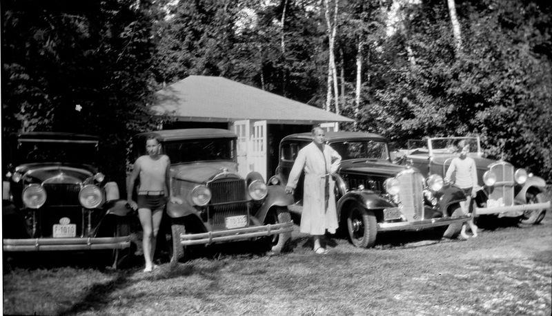 #167 Auto Row - Cortland-Stowell-Charles Stebbins at Roaring Brook
