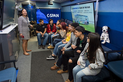 C-SPAN Bus_Pasadena High School_012