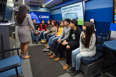 C-SPAN Bus_Pasadena High School_013