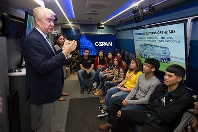 C-SPAN Bus_Pasadena High School_020