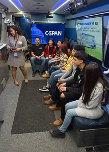 C-SPAN Bus_Pasadena High School_014