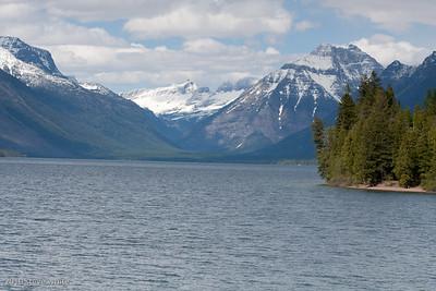 glacier nat'l pk, montana