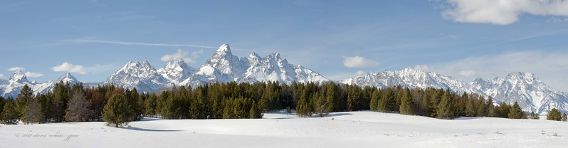 tetons winter 2011