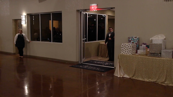 03 Entrance & First Dance