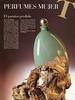 CACHAREL Eden 1995 Spain (advertorial Telva) 'Perfumes de mujer - El paraíso perdido'