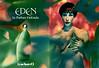 CACHAREL Eden 1994 France spread 'Le parfum défendu'