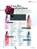 CACHAREL Le Jardin 2011 (promo El Corte Inglés stores) 'Una flor, un perfume'