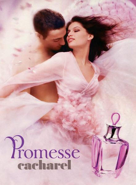 CACHAREL Promesse 2005 France (no slogan)