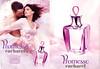 CACHAREL Promesse 2005-2006 France (recto-verso with scent sticker) 'La nouvelle  Eau de Toilette'