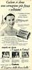 CADUM soap 1958 Italy bis  'Cadum vi dona una carnagione più fresca e vellutata  e il profumo de Cadum è un delizioso profumo francese!'